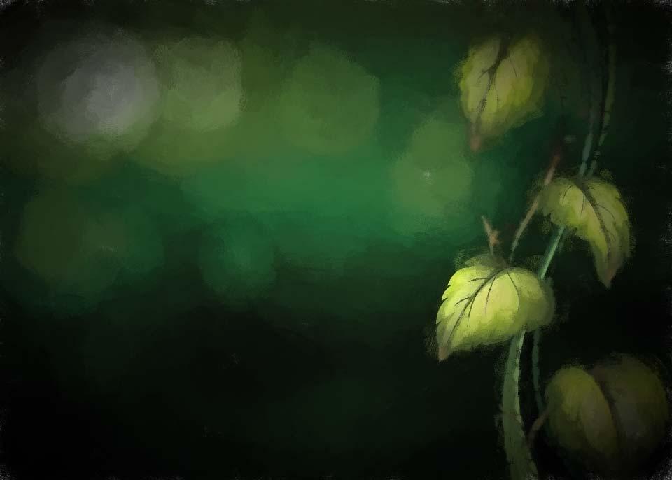 Beanstalk Painting